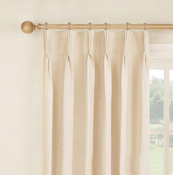 how to hang curtains easy to follow