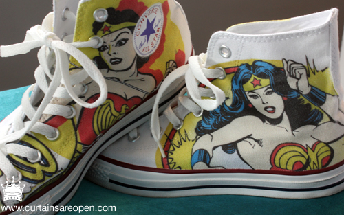 8d8ab386e23012 Custom Converse with a Giveaway! - Curtains are Open