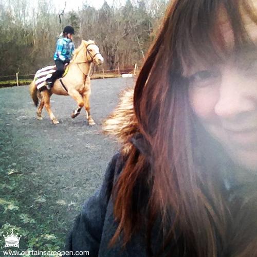 ridingselfie