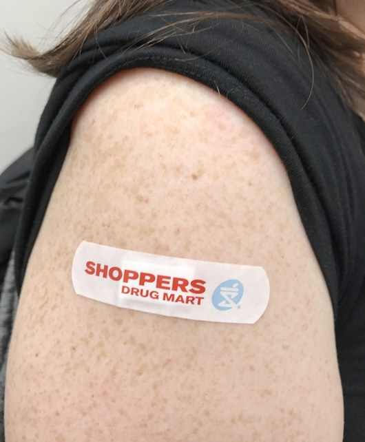 Flu Shot Myths And A Chance To Win A 160 Shoppers Drug Mart Prize Package Curtains Are Open