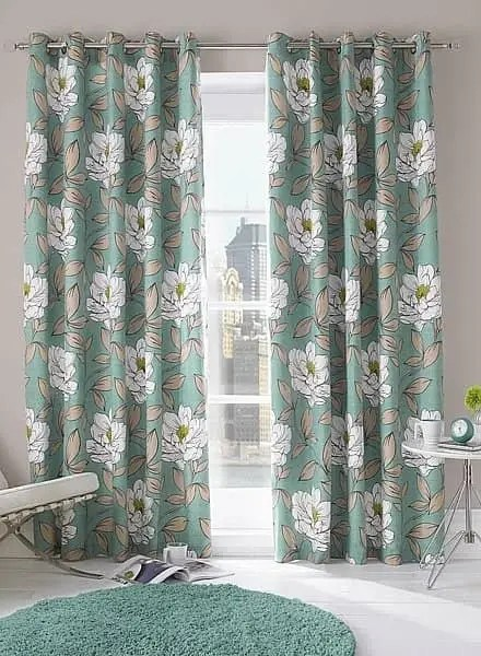 correctly sized ready made curtains
