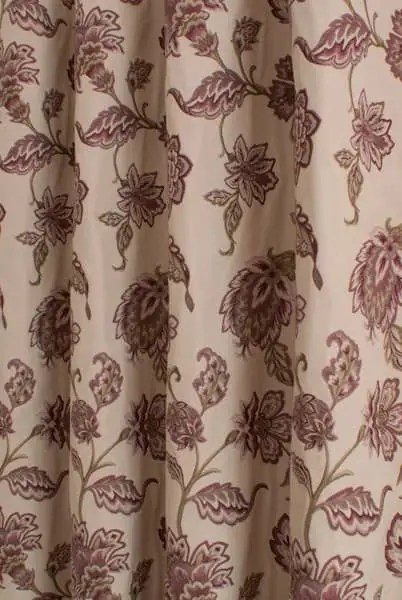 mitford aubergine curtain fabric from curtainscurtainscurtains
