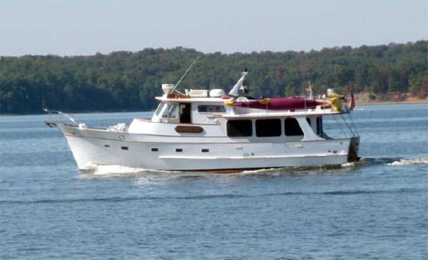 Curtis Stokes Yacht Brokerage Trawler 49 Grand Banks