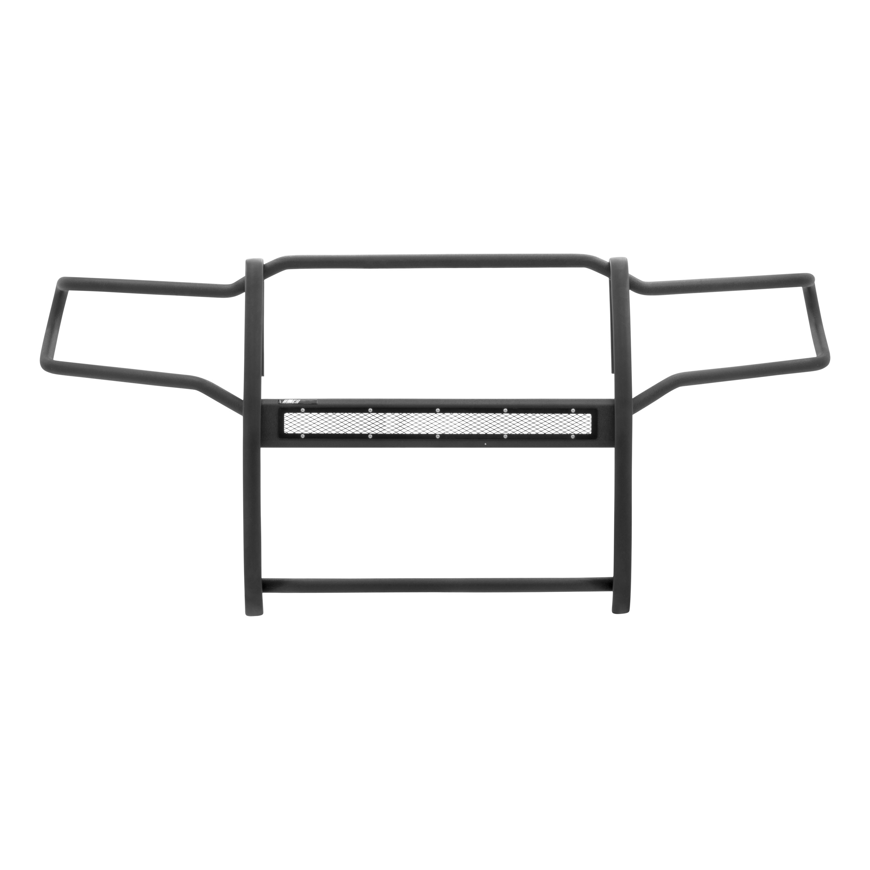 Aries P Pro Series Grille Brush Guard Black For