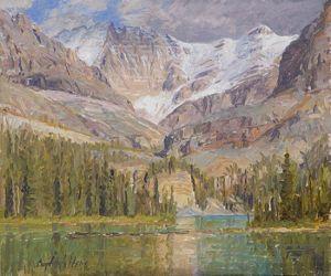 Lafroy Glacier