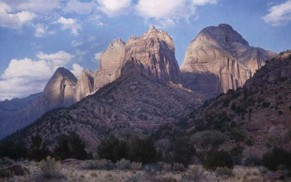 Grand Temples of Zion