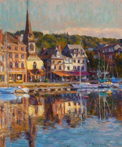 Harbor of Honfleur