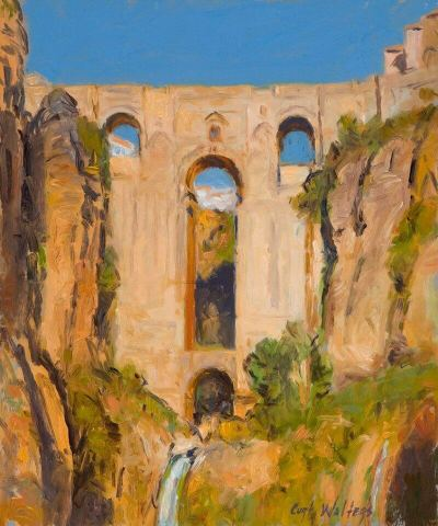 images_paintings_Spainfrance_Puente-Nuevo-Ronda-Spain-12x10-$4800