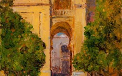 Puerta del Perdon, Cordoba