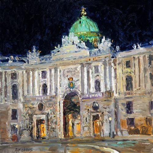 Evening at the Palace - Vienna