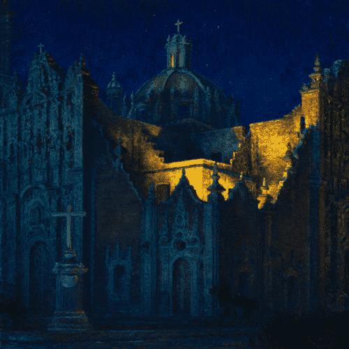 Midnight: San Filipe's Chapel