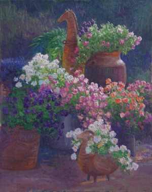 Tom's Flowers
