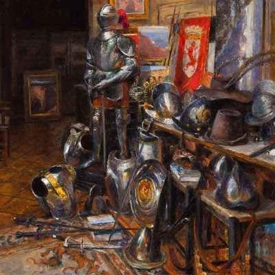 My Studio: The Entrada