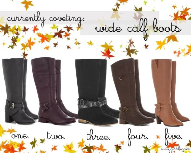 bf153df9c28 currently coveting: plus size & wide calf boots - Curvy Girl Chic