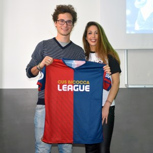 CUS Bicocca League 2018 - GliSbandati