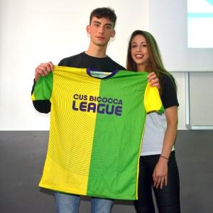 CUS Bicocca League 2018 - Serenità