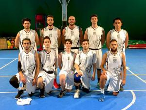 Basket maschile universitario 2018/19 - CUS Bicocca
