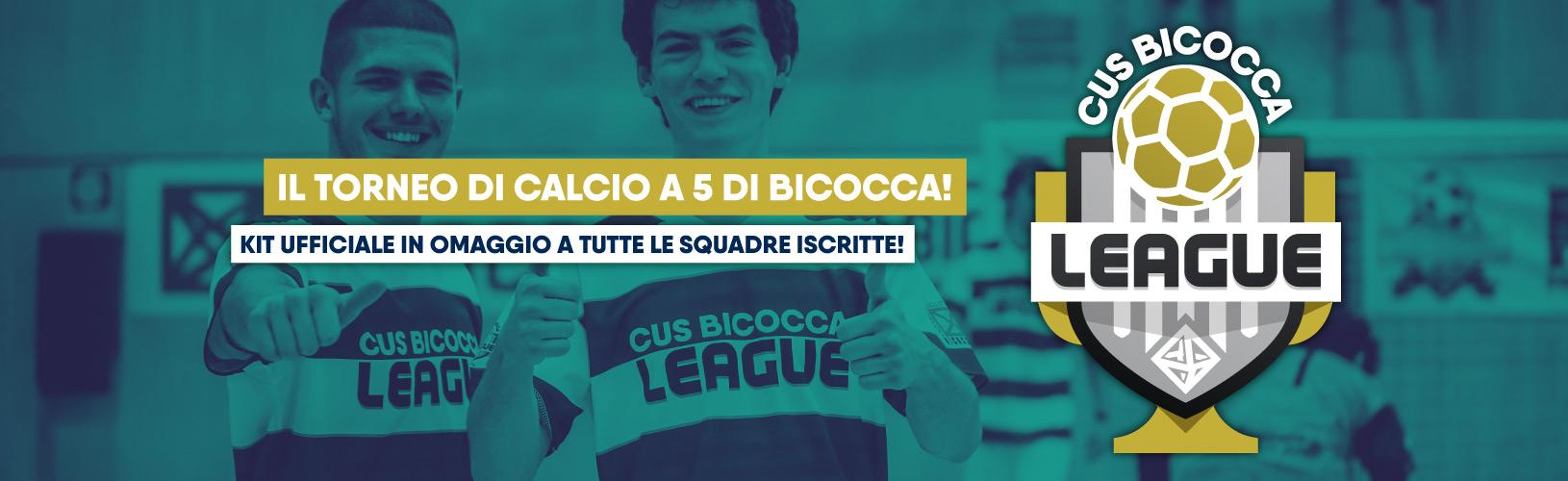 CUS Bicocca League 2019