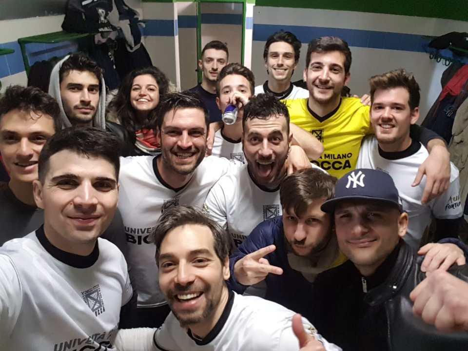 Bicocca vs S. Giorgio Limito 4-1