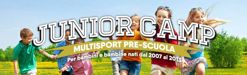 CUS Bicocca Junior Camp - Campus Multisport Pre-Scuola Milano