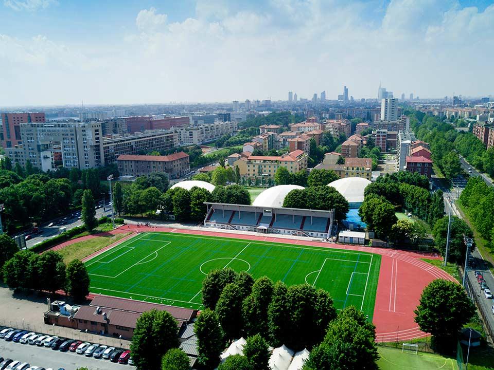 Bicocca Stadium - inaugurazione 20 settembre 2019