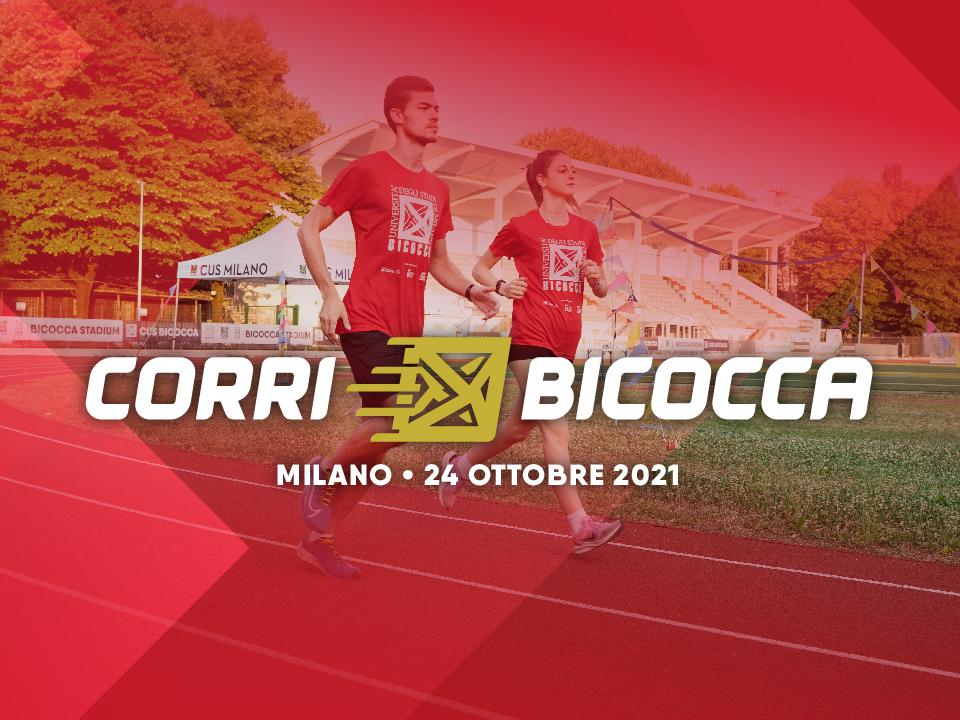 CorriBicocca 2021 • CUS Bicocca