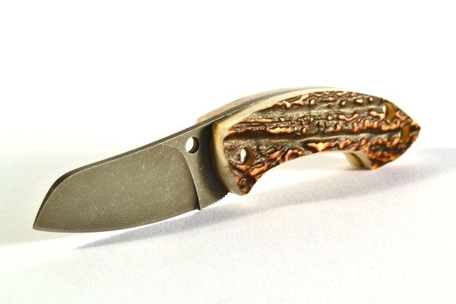 """Spyderco Pingo custom scales """"nordic"""""""