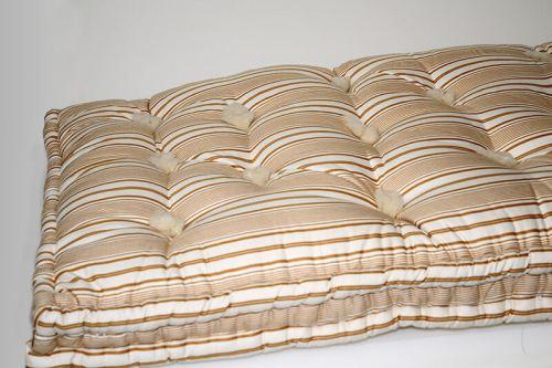 Materasso lana in fiocchi