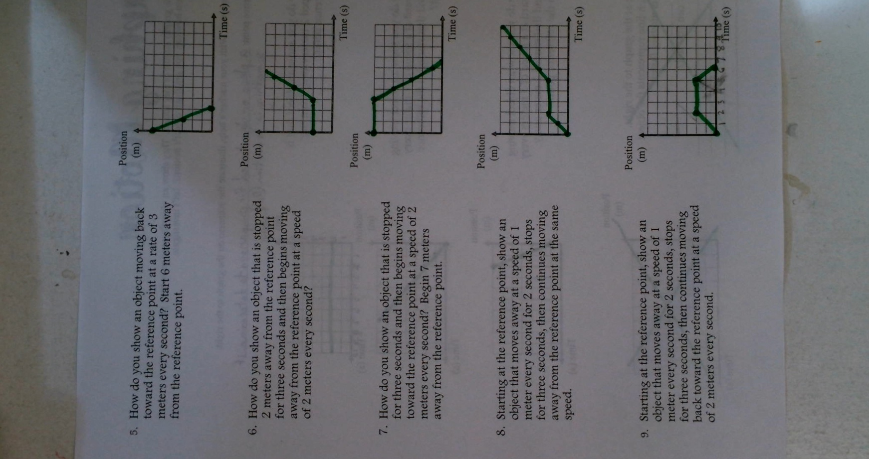 Pysher Richard Daily Agenda Classwork Homework And