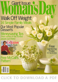 Woman's Day, March 9, 2004 issue