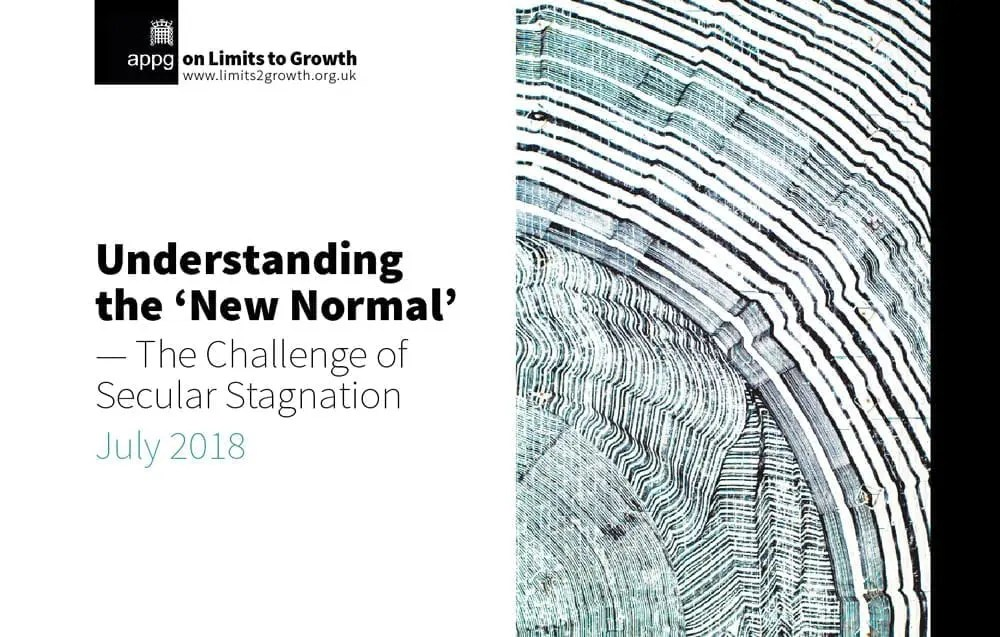 Understanding The New Normal The Challenge Of Secular Stagnation