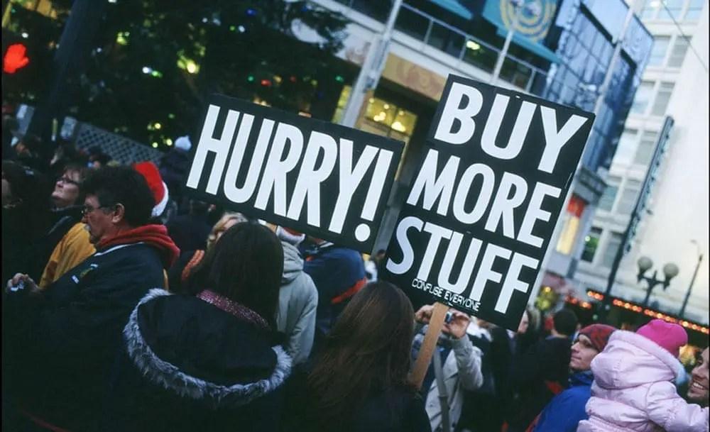 Imagining beyond consumerism