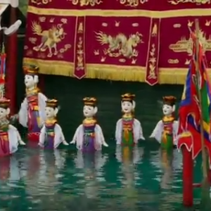 Incredible Vietnamese Water Puppets