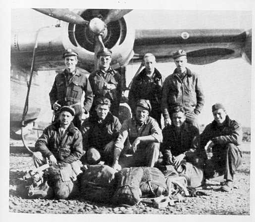 George McGovern's bomber crew