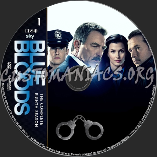 Elementary Tv Series Dvd Label