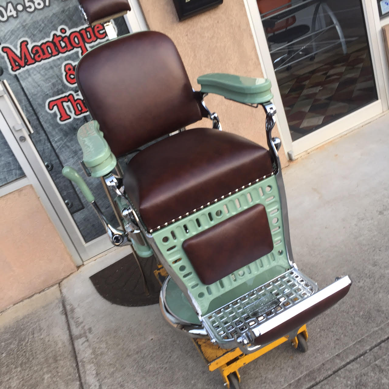 project antique barber chairs welcome to custom barber chairs