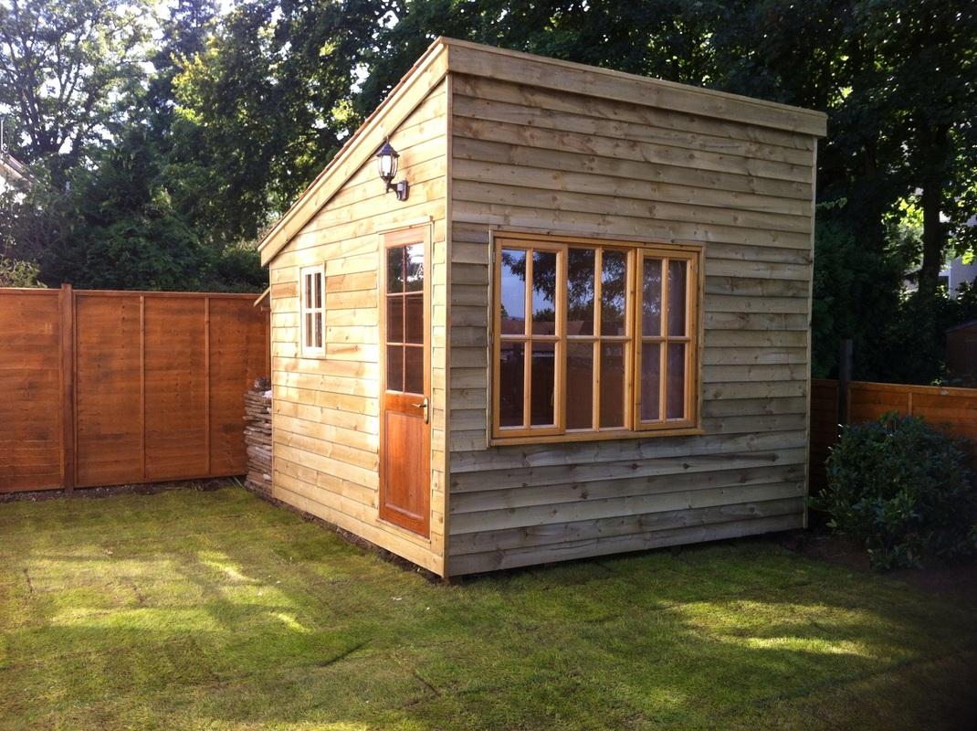 Cheap Cabins Build