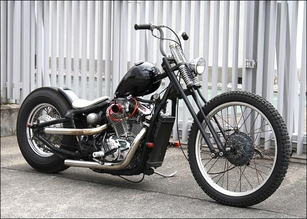 custom honda steed vlx400