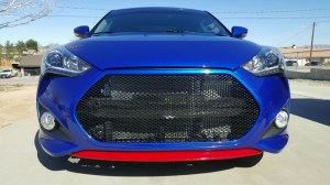 Custom Grill Mesh Kits for Hyundai Vehicles by customcargrills