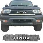 1996 02 Toyota 4runner Mesh Grills By Customcargrills