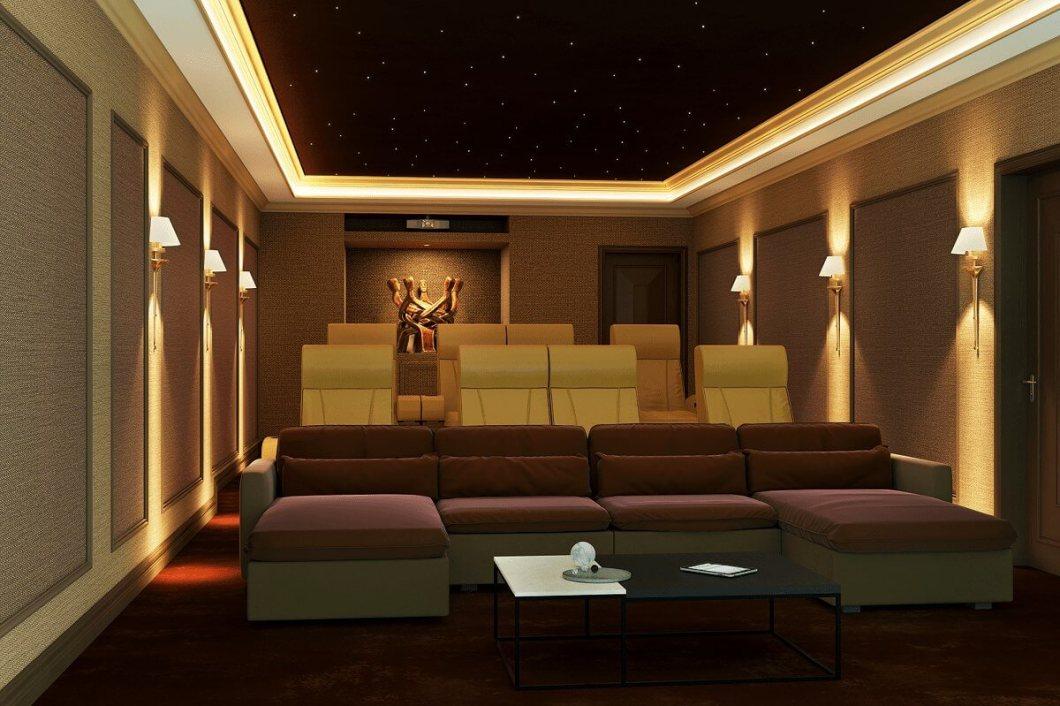 GhanaCinema - Home Cinema Design for Ghana