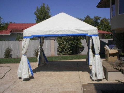 Absolutely Custom Canopy and Patio Shade Structures custom canopy custom canopy curtains  tent canopies