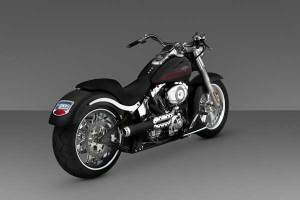 Harley Davidson SOFTAIL 8606 RSD TRACKER 21 Vance and Hines Cat No 11803