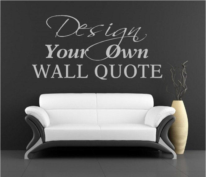 Personalised Family Welcome Lounge Kitchen Wall Art Quote Sticker Vinyl Decal