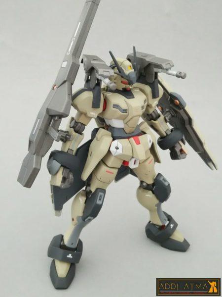 HG 1144 MSAM033 Gundam GArcane Absolon by Addi Atma