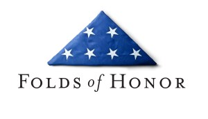 Our Clive Iowa Electricians support Folds of Honor.