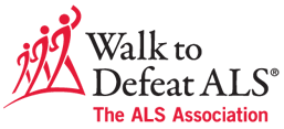 Walk for ALS Logo