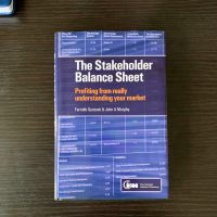 How are you scoring on your Stakeholder Balance Sheet?
