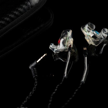 Wireless and wired custom bluetooth headset for motorcycle riding.