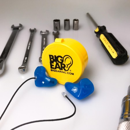 Lab Generated Solid Industrial Ear Plugs